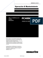 Manual Shop PC 4000-6 Codigo de Fallas