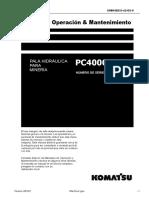 Manual Shop PC 4000-6 Codigo de Fallas