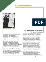 El Silencio de Los Buenos v.5.07.16