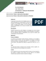 ESPECIFICACIONES TECNICAS  Sistema de Drenaje Pluvial