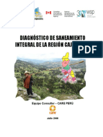 Regional Diagnosis - Cajamarca Care Bringas