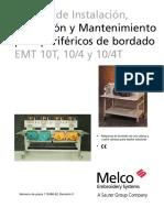 Melco EMT 10T Manual