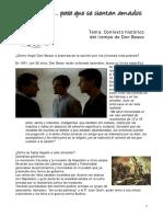 Contexto Socio Político en Tiempos de Don Bosco