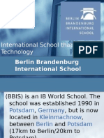 Berlin Brandenberg International School
