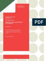 142 DT PS Diagnóstico Primera Infancia, Acuña, 2015.