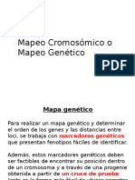 09 Ligamiento Mapeo Cromosomico