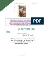 Sabrina - 147 - Sara Craven - O Templo Da Lua