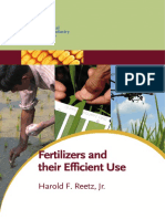 Fertilizers and Their Efficient Use