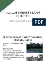 French Embassy Staff Quarter