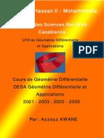 Cours de Geometrie differentielle.pdf