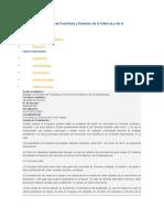 Universidad de Chile..Maestria en Derecho de Familia