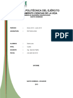 Informe- Aparato Bucal, Alas, Antenas