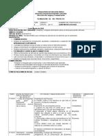 Bloque i Segundo Grado a.e-a.l 2015-2016