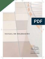 Manual de Colocación (Gres de Aragón)