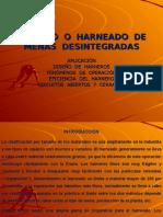 TEMA  N° 10 CRIBADO O HARNEADO DE MENAS DESINTEGRADAS