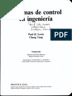 Sistemas de Control en Ingenieria Lewis-yang