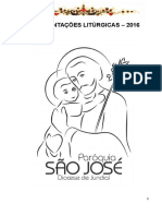 Orientações litúrgicas.doc