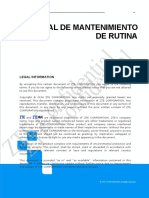Manual de Mantenimiento 1.0
