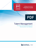 PG Talent Management