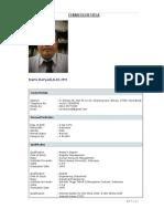 CV Haris Karyadi 2016-Lecturer