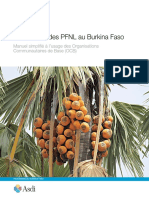 Certification de Pfnl Au Bf