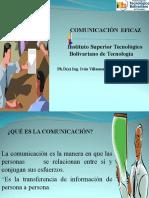 Comunicacion y Tipos de Personalidad