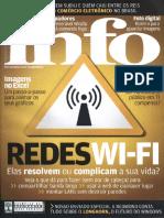 Revista Info Exame - 05.2004 - Redes Wi-Fi