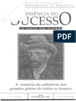 A Essencia Do Sucesso - Martin Claret