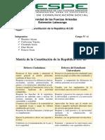 Constitución de La República art.83