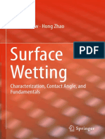 Wet Surfaces