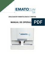 Manual Hematoclin 5.4 - BIOCLIN