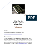 The Religion of Peace-Quran Violence