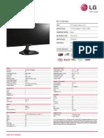 25UM65 Spec Sheet