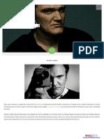 Los 5 Consejos de Tarantino