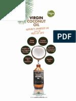 VCO Rainforest Herbs Brochure
