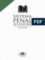 Guia de Bolsillo del nuevo sistema penal