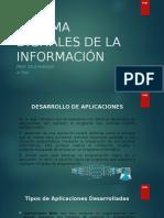 Sistema Digitales de La Información - Clase 01 - Pp