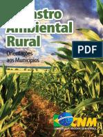 Cadastro Ambiental Rural (2016)