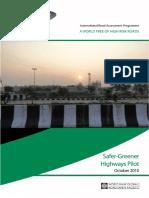 Safer-greener Highway Pilot Project