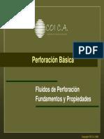 Perforacion Basica - Lodos