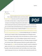 defining and analyzing genre draft 2