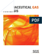 SGS LSS Pharmaceutical Gas Analysis Services en 12