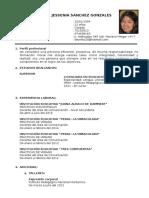 Curriculum Deyna 2015