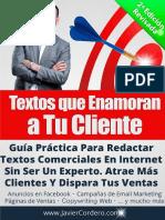 Textos Que Enamoran a Tu Cliente Ed 2