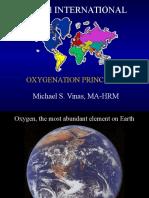 Oxygenation