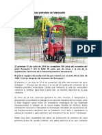 Gas Natural y Cultura Petrolera en Venezuela (Fecha 31-05-12)