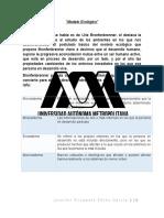 Modelo Ecologico de Urie Bronfenbrenner