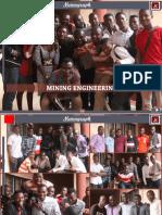 Memograph - Mining Engineering
