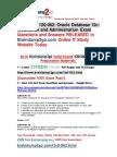 (2016.07 NEW)Braindump2go 1Z0-062 Dumps 210q Free Offer.pdf