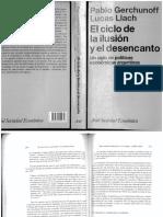El ciclo de la ilusión y el desencanto. Llach-Gerchunoff.pdf